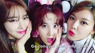Girls' Generation (SNSD) | THANK YOU TIFFANY, SOOYOUNG & SEOHYUN!