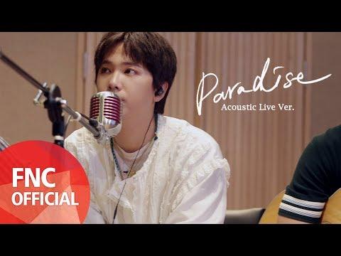 FTISLAND – 'Paradise (Korean ver.)' Acoustic Live Ver.