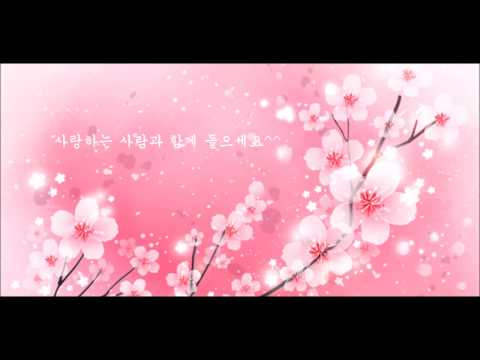 [테마뮤직] 따뜻한 봄노래추천곡 모음