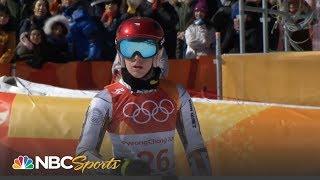 2018 Winter Olympics Recap Day 8 (Ester Ledecka) I Part 1 I NBC Sports