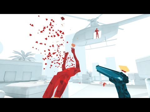 SUPERHOT Video Screenshot 1