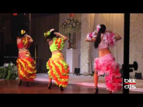 Anantara Riverside Dancers Private Show