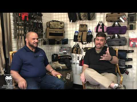 Discussing The Defender Who Responds To Bike Thieves (John's Briefs)
