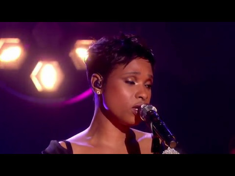 Jennifer Hudson - Remember Me [Live on Graham Norton HD]