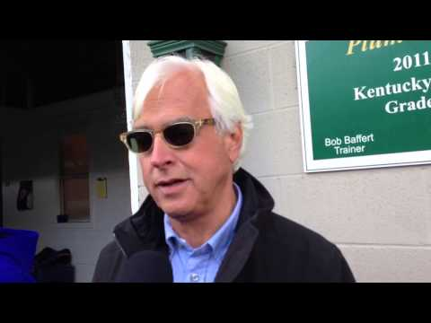 2013 Kentucky Derby: The Blood-Horse Interviews Bob Baffert, 4/28 ...