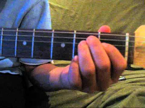 Como Tocar La Nina De Tus Ojos En guitarra