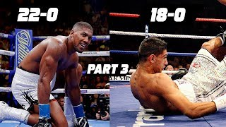 When Boxers Lose Their