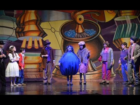 Willy Wonka Live- The Inventing Room (Act II, Scene 4)