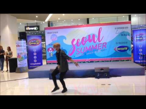 [TAEMIN] 태민 Drip Drop + Press Your Number Dance cover by Zack Tolosa