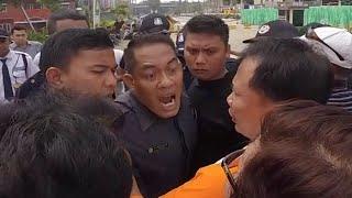 [RUSUH] Warga Green Pramuka City dihalangi saat ingin sampaikan surat DPR RI kpd Pengembang