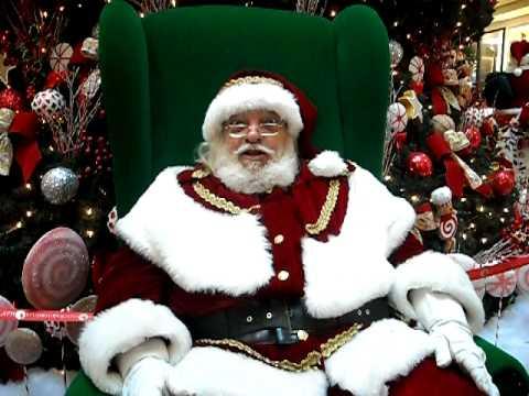 Papai Noel Shopping Tijuca -