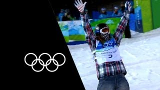 Highest Ever Olympic Halfpipe Score - Shaun White | Olympic Records