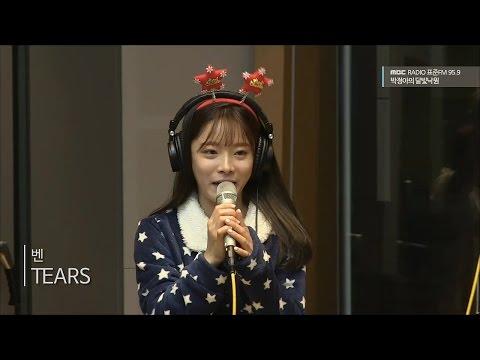 [Moonlight paradise] Ben-Tears,벤 - Tears [박정아의 달빛낙원] 20151224