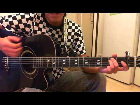 ANTES - OBIE BERMUDEZ - TUTORIAL - RASGUEO - ACORDES - INTRO BY BRYAN HD