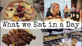 FAMILY WHAT I EAT IN A DAY | FAMILY MEAL IDEAS | KERRY WHELPDALE