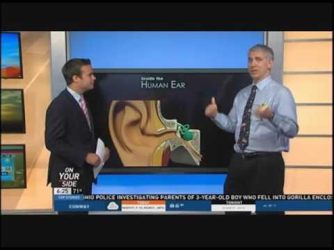 Dr. David Gerson Talks Swimmer's Ear