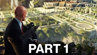 HITMAN 2 Sniper Assassin Early Gameplay Walkthrough Part 1 - AGENT 47 IS BACK