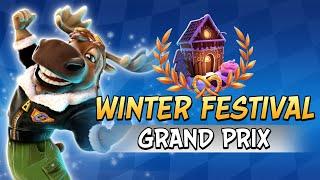 Winter Festival Grand Prix Intro preview image