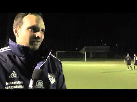 Dennis Rommel (Manager SV Blankenese) und Frank Pieper-von Valtier (Trainer HSV Barmbek-Uhlenhorst) - Die Stimmen zum Spiel (SV Blankenese - HSV Barmbek-Uhlenhorst, ODDSET-Pokal, Achtelfinale) | ELBKICK.TV