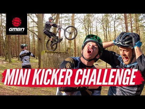 Mini Kicker Challenge | Stunts In An Abandoned Military Base With Olly Wilkins