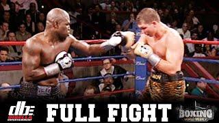 JAMES TONEY vs. VASSILIY JIROV | FULL FIGHT | BOXING WORLD WEEKLY