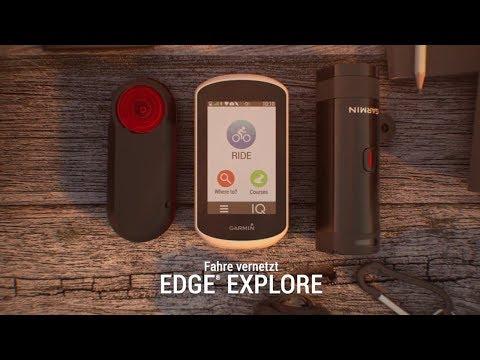 Edge® Explore - der Touring GPS-Fahrradcomputer von Garmin