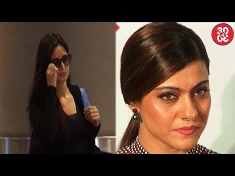 Katrina Upset With Losing Out On A Brand | Kajol - Karan Avoid Each Other At An Award Show