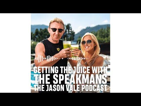 SEASON 1  #2  The Jason Vale Podcast: The Speakmans