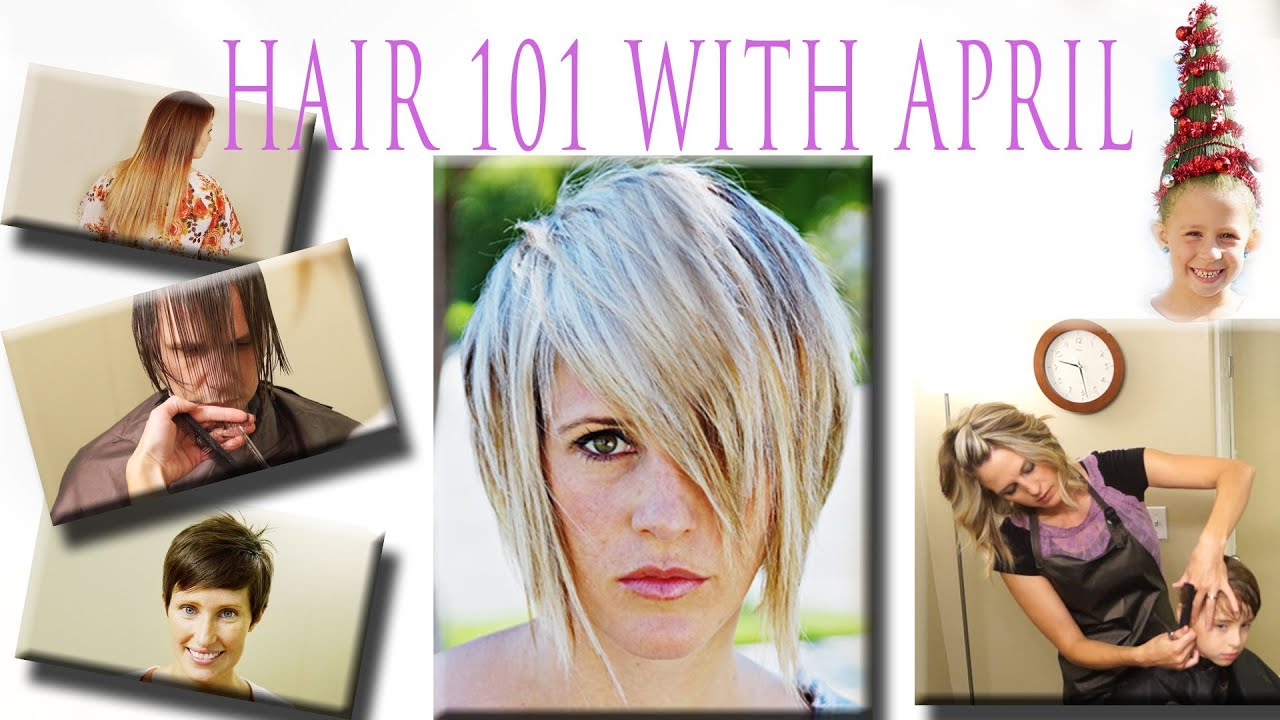 Hair 101 with April - Official Trailer - YouTube