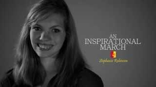 '#BeAGorilla - Stephanie Robinson
