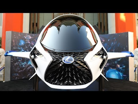 Lexus SKYJET ? Features, Design, Production