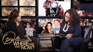 Melissa Gilbert on Her Father's Suicide | Where Are They Now | Oprah Winfrey Network