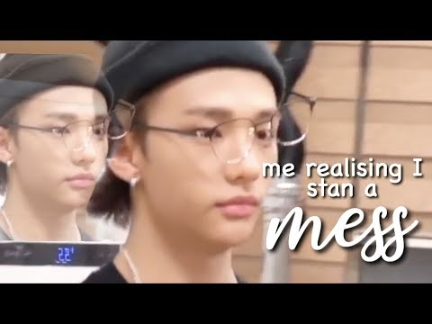 stray kids being a mess in 2018