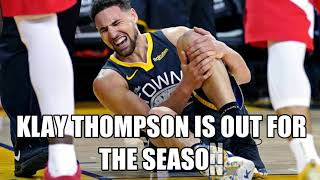 IS THIS THE END OF THE WARRIORS DYNASTY? | NBA | GOLDEN STATE WARRIORS