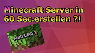 Minecraft Server Erstellen OHNE Port Freigabe Deutsch YouTube - Minecraft varo server kostenlos erstellen