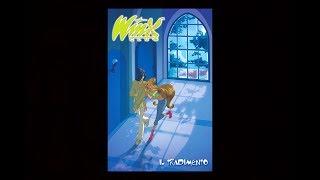 Winx Club - Flora and Helia love story