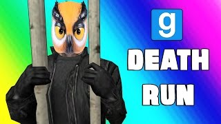 VanossGaming 1 Hour 28 minute of Gmod Deathrun Part 1 [Hot]
