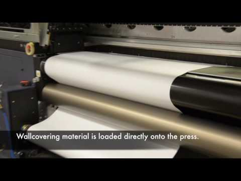 MDC Studio: Digitally Printed Wallcovering