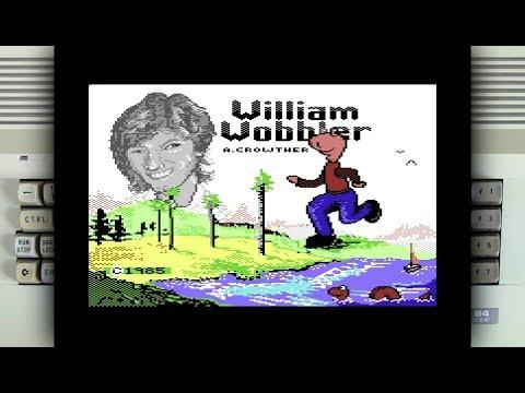 William Wobbler on the Commodore 64