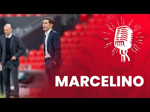 🎙️ Marcelino | post Athletic Club 0-1 Real Madrid | J37 LaLiga 2020-21