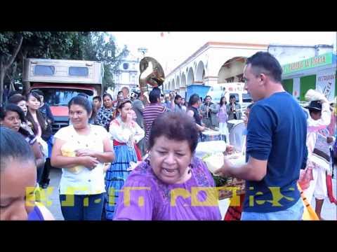 Ejutla de Crespo Calenda 2012