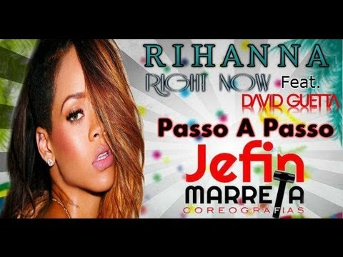 Baixar Rihanna - Right Now - Passo a passo Professor Jefin