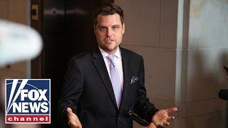Matt Gaetz kicked out of impeachment inquiry hearing
