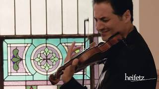 Heifetz 2018: Philippe Quint | Corigliano: Caprices from The Red Violin