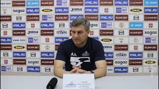 Футболисты «Иртыша» проиграли  в последнем домашнем матче сезона
