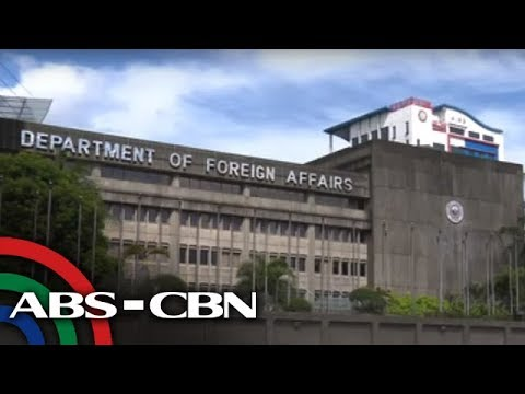 News Patrol: Dating contractor ng DFA, kinuha ang personal data para sa passport | January 12, 2019