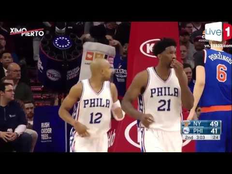 New York Knicks vs Philadelphia Sixers - Full Game Highlights ► Jan 11, 2017 ► 2016-17 NBA Season