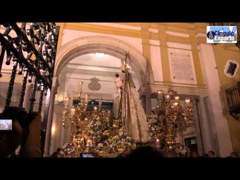 Procesión de la Virgen del Carmen de San Gil 2015