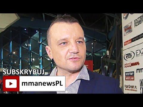 """Paweł Jóźwiak po FEN 19: """"Miszkiń długo by nie powalczył z Arabem na zasadach MMA"""""""