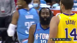Los Angeles Lakers vs Houston Rockets - Full Game Highlights | Jan. 12 2021 NBA SEASON